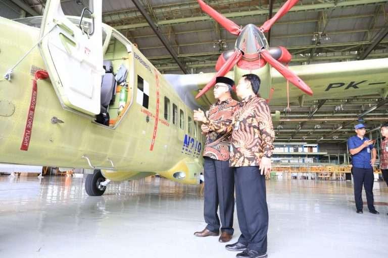 Pesawat N219 akan Perkuat investasi di Aceh - Aceh Herald