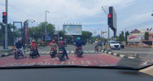 Jalan Banda Aceh Sepi Aceh Herald