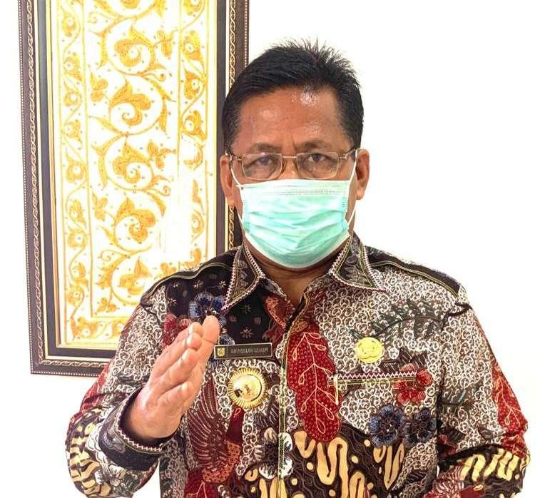 Aminullah Imbau Warga Shalat Ied Di Gampong Masing Masing